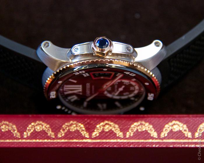 Cartier Calibre de Cartier Diver Cabochon