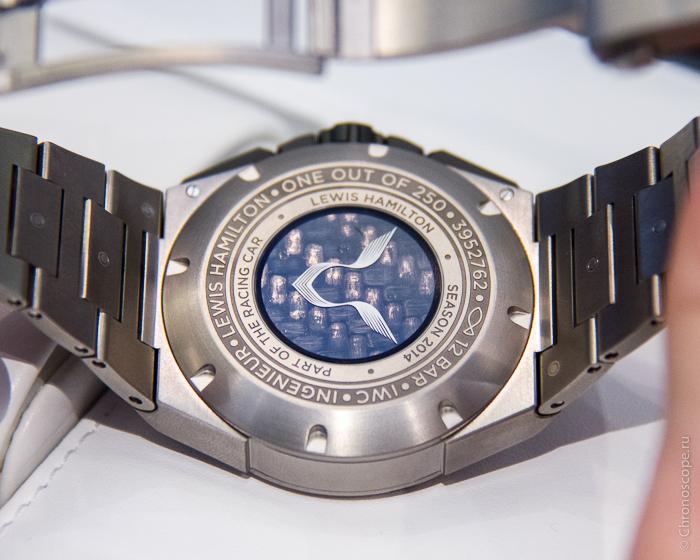 IWC Ingenieur Chronograph Lewis Hamilton-2