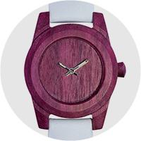 AA Wooden Watches для девушек