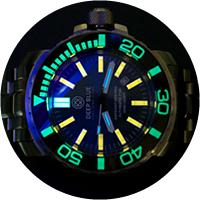 Deep Blue Daynight T-100 OPS PRO Flat Tubes
