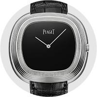 Piaget Black Tie Vintage Inspiration