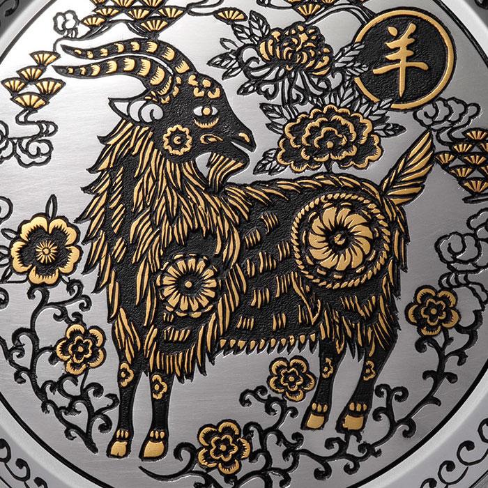 Panerai Luminor 1950 Sealand Year of the Goat PAM848 7 (1)