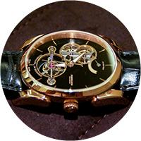 Parmigiani Fleurier Ovale Tourbillon 30 secondes