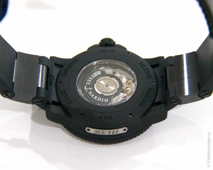 Ulysse Nardin Marine Diver Military Watch_-2