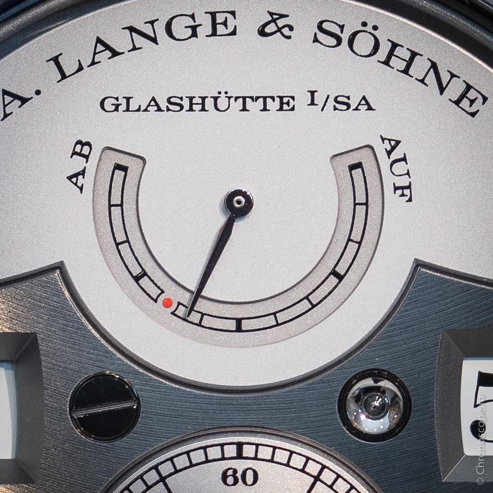 A Lange Soehne SIHH 2015-17