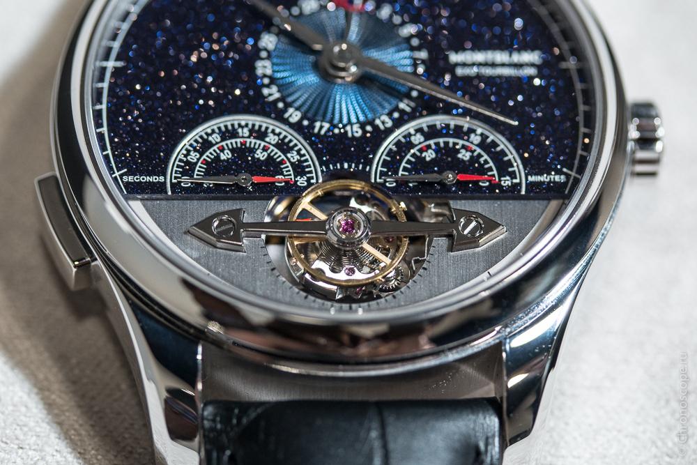 Montblanc Heritage Chronometrie SIHH 2015-16