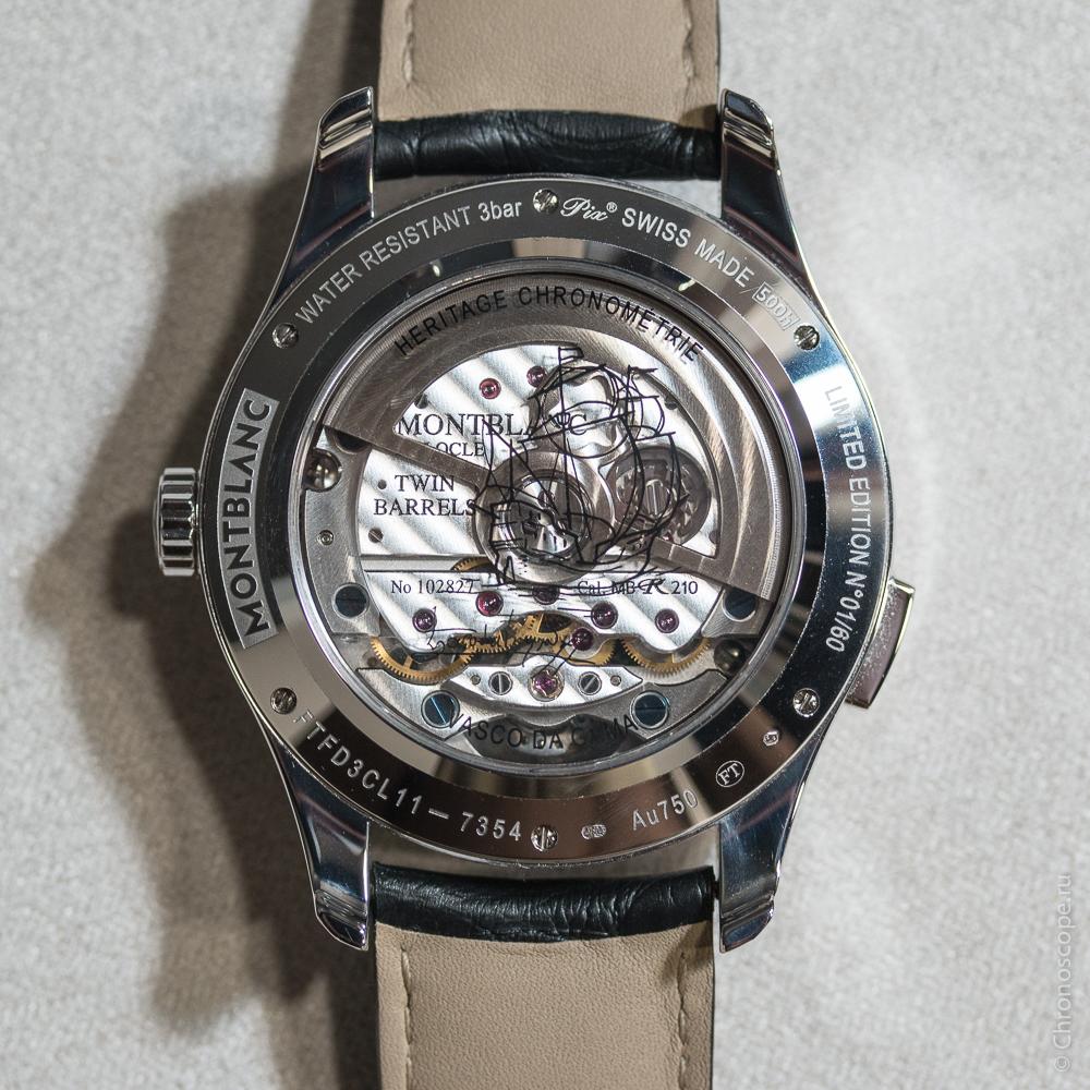 Montblanc Heritage Chronometrie SIHH 2015-21