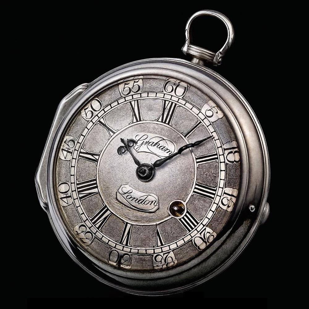 Graham-Pocket-Watch