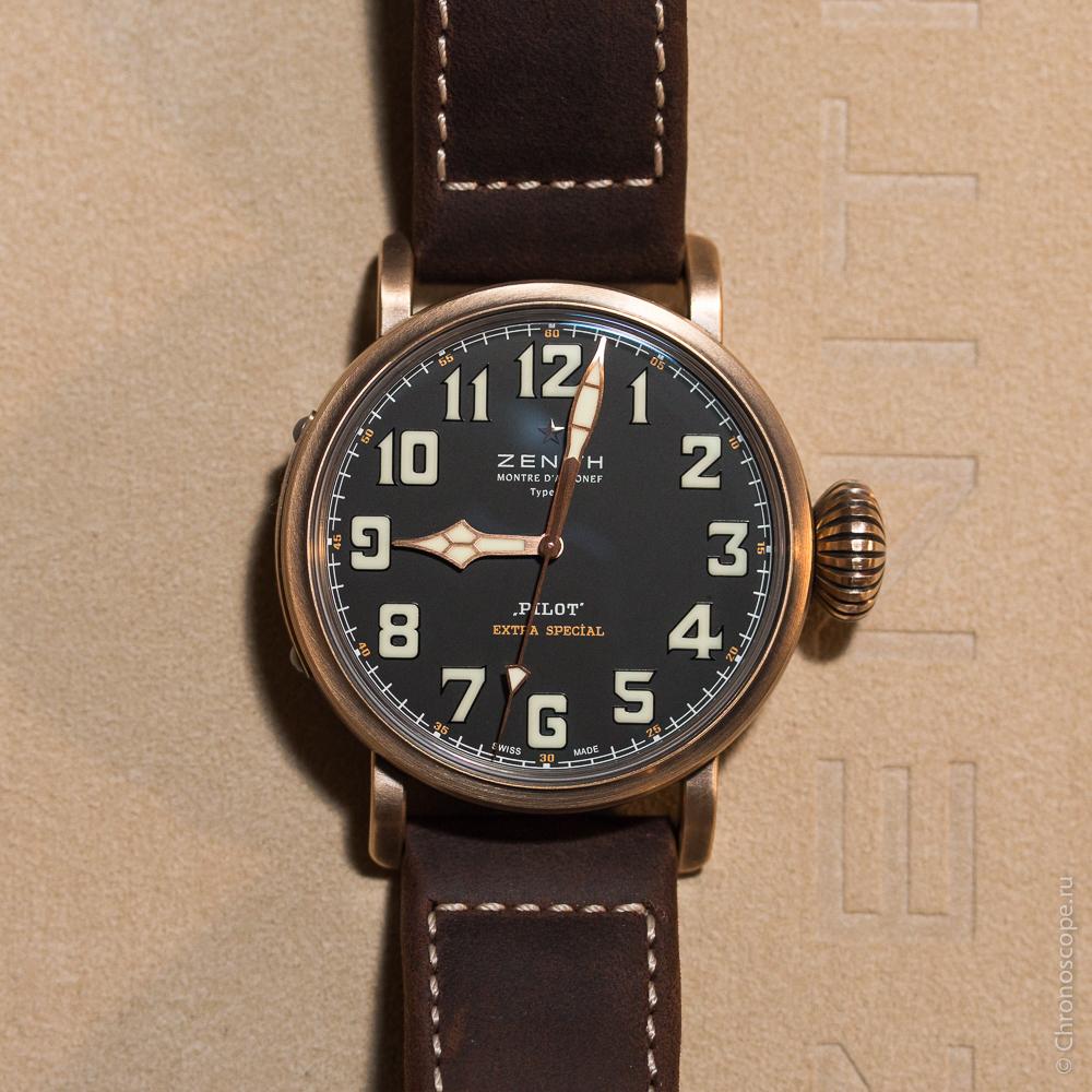Zenith Pilot Extra Special Bronze