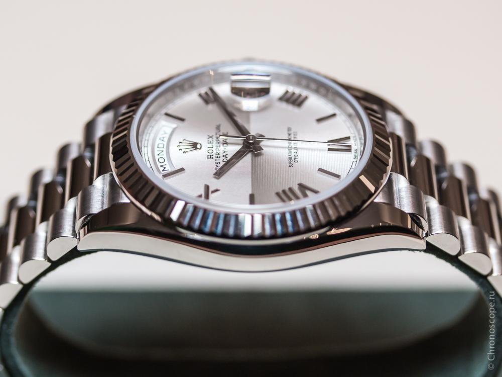 Rolex Day-Date 40 Cal 3255-2