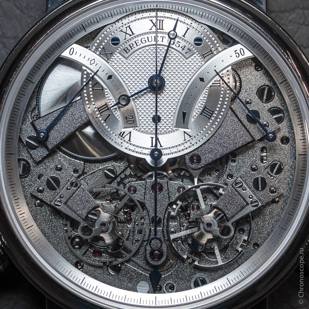 Breguet Chronographe Independant