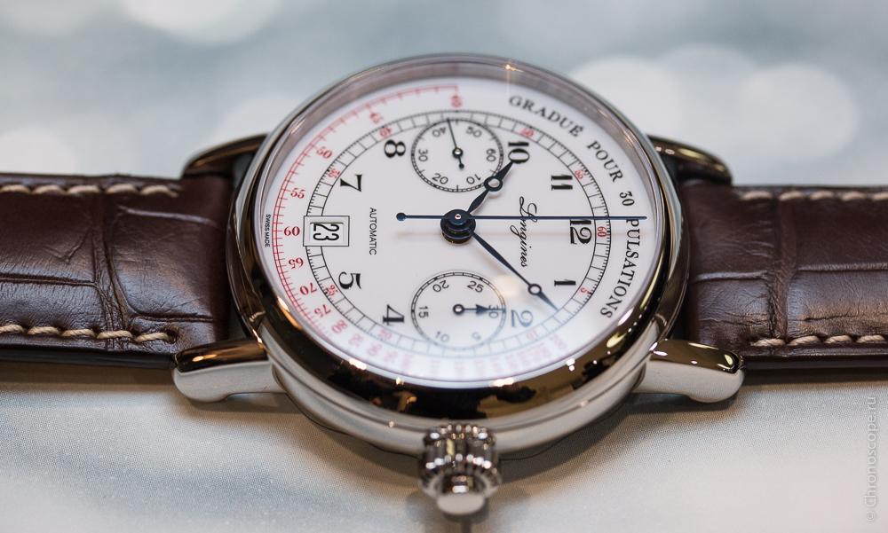 Longines Pulsometer Chronograph-2