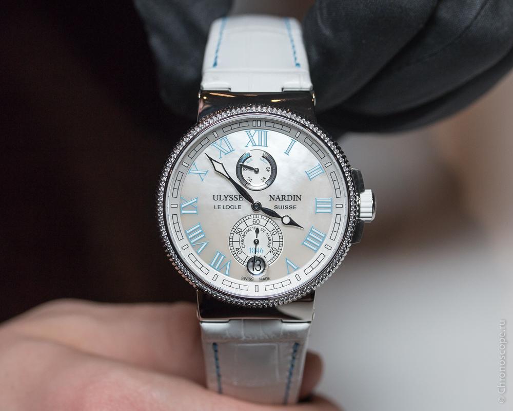 Ulysse Nardin Marine Chronometer Manufacture-2