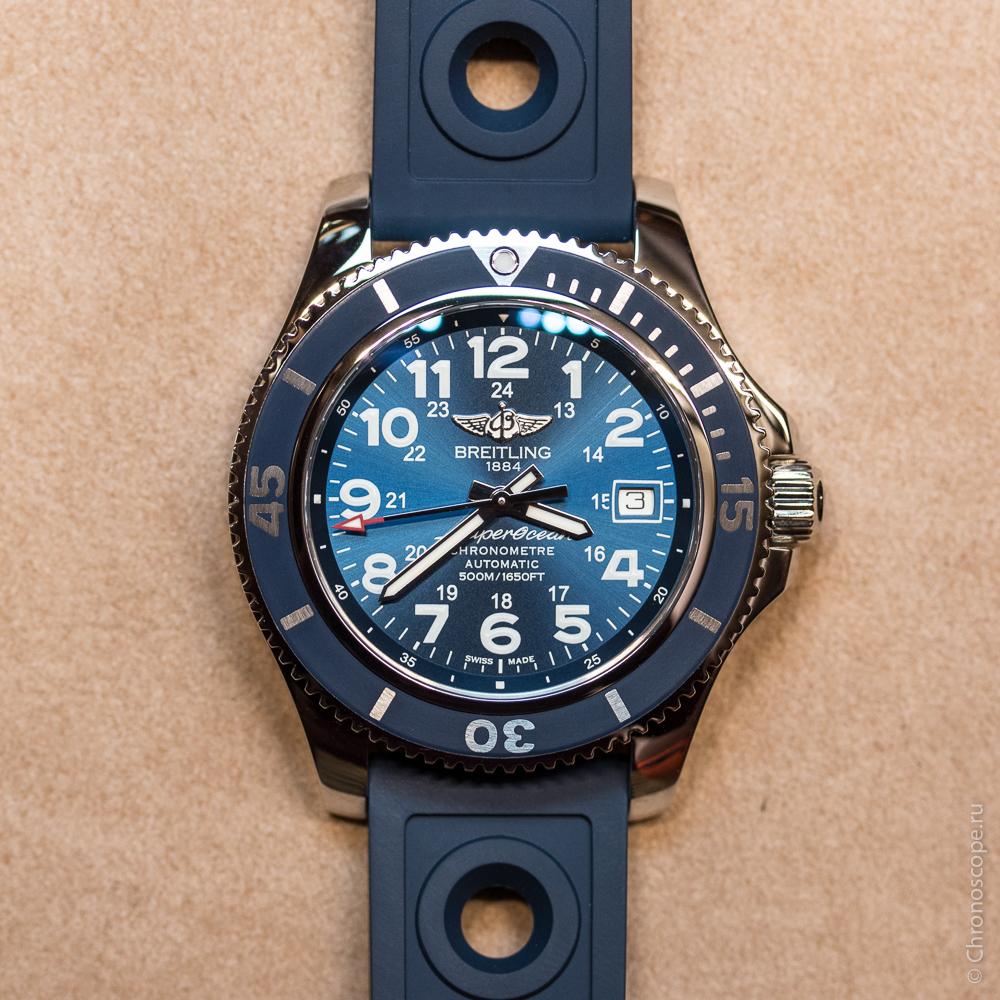 Breitling Superocean II-5