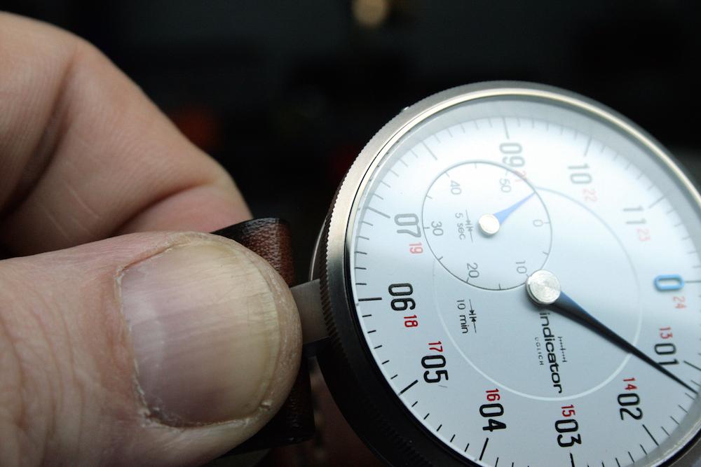 Colibrica Indicator Dial