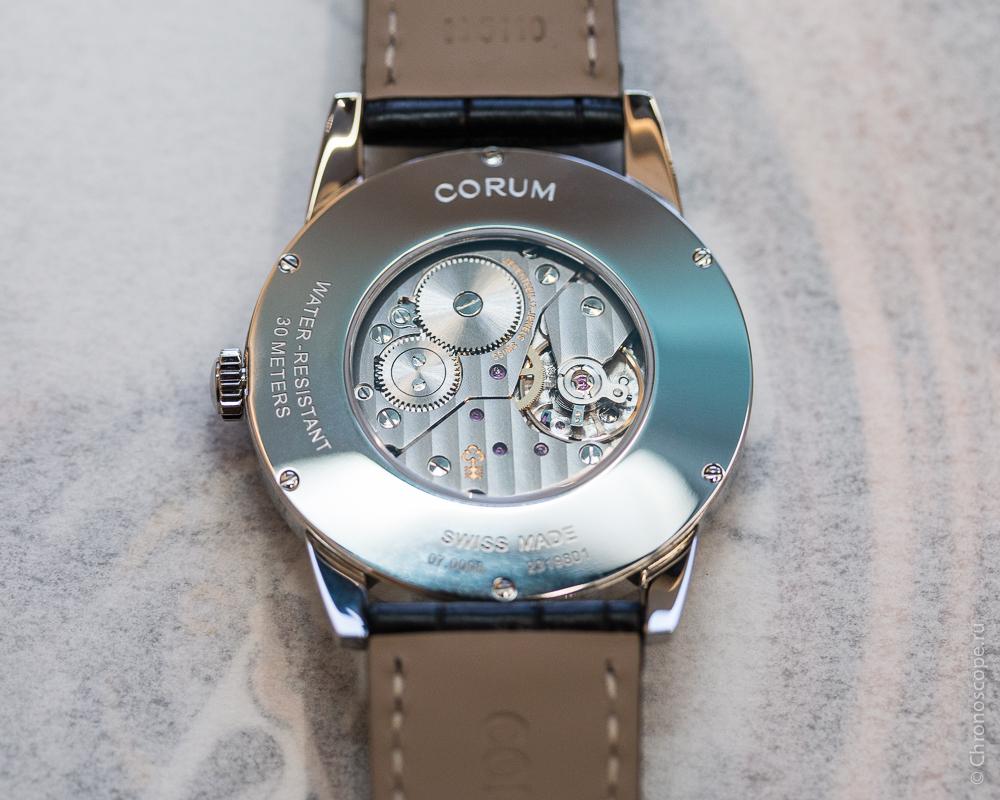 Corum Grand Precis 2015-2