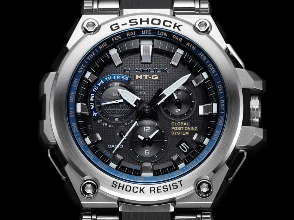 CASIO G-SHOCK MTG-G1000-7