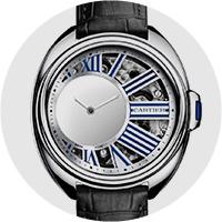 Cartier Clé de Cartier Mysterious Hours