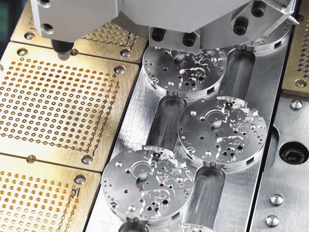 Breitling Chronométrie - Pré-montage