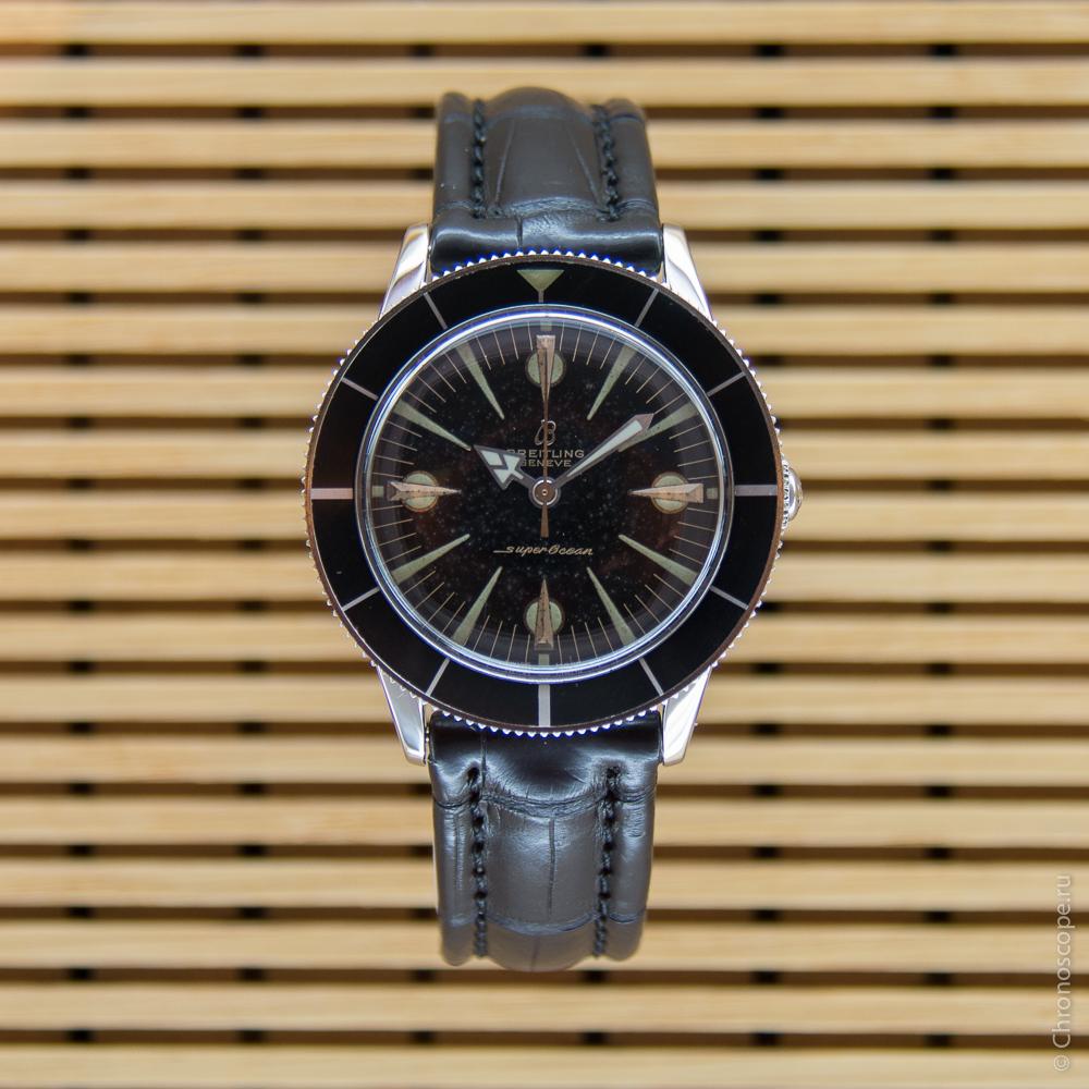 Breitling Chronometrie Museum-11