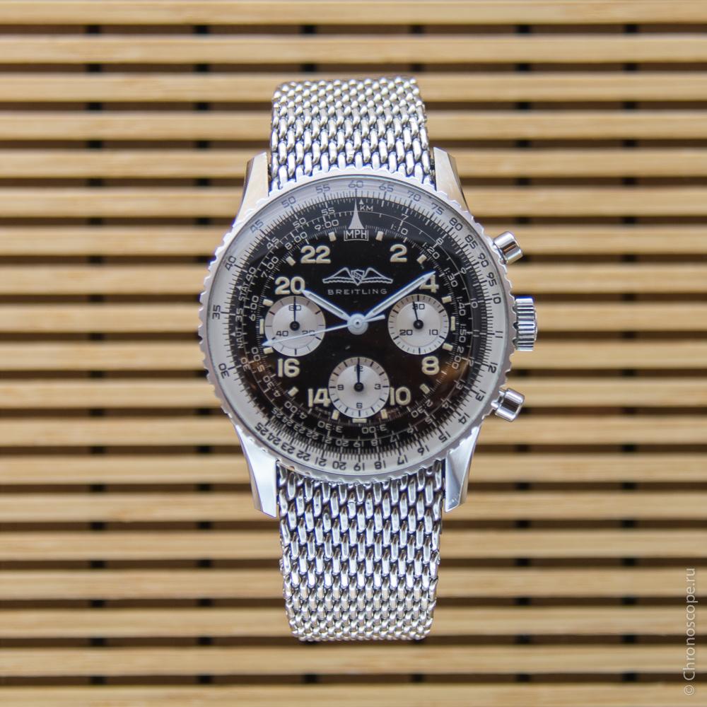 Breitling Chronometrie Museum-13