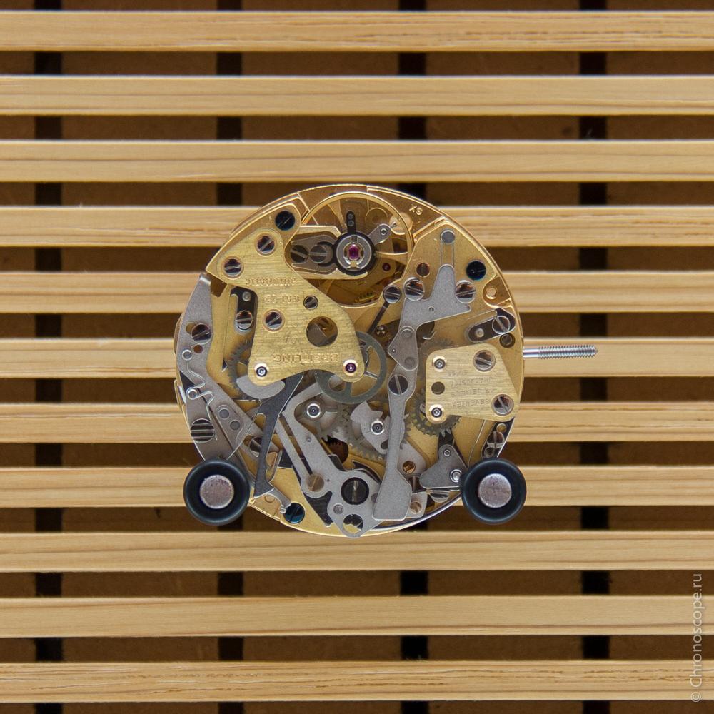 Breitling Chronometrie Museum-15