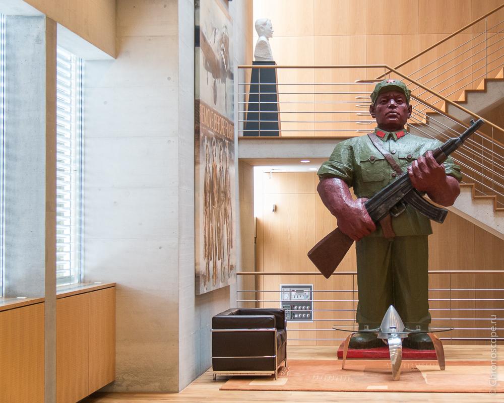 Breitling Chronometrie Museum-25
