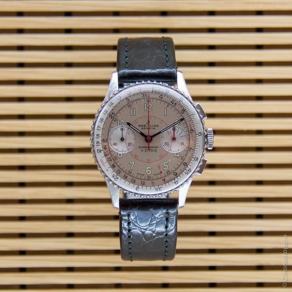 Breitling Chronometrie Museum-3