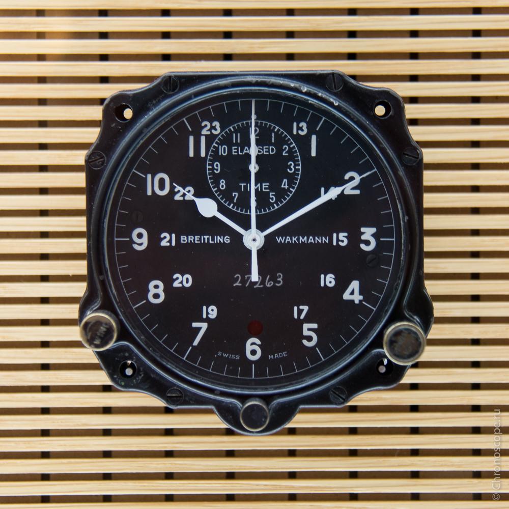 Breitling Chronometrie Museum-4