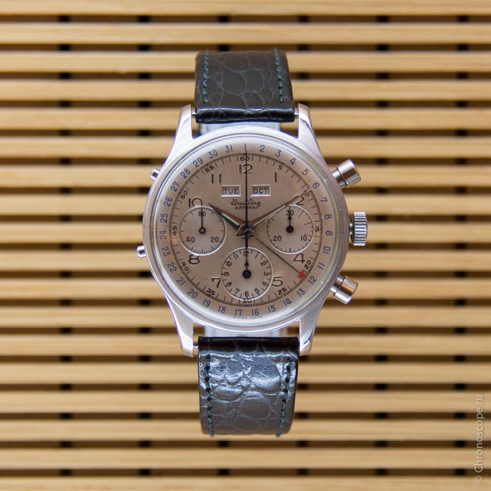 Breitling Chronometrie Museum-6