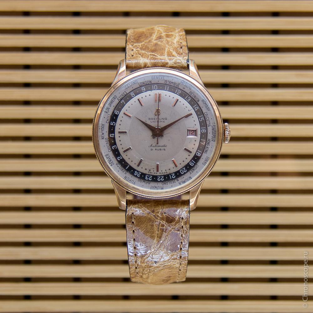 Breitling Chronometrie Museum-9