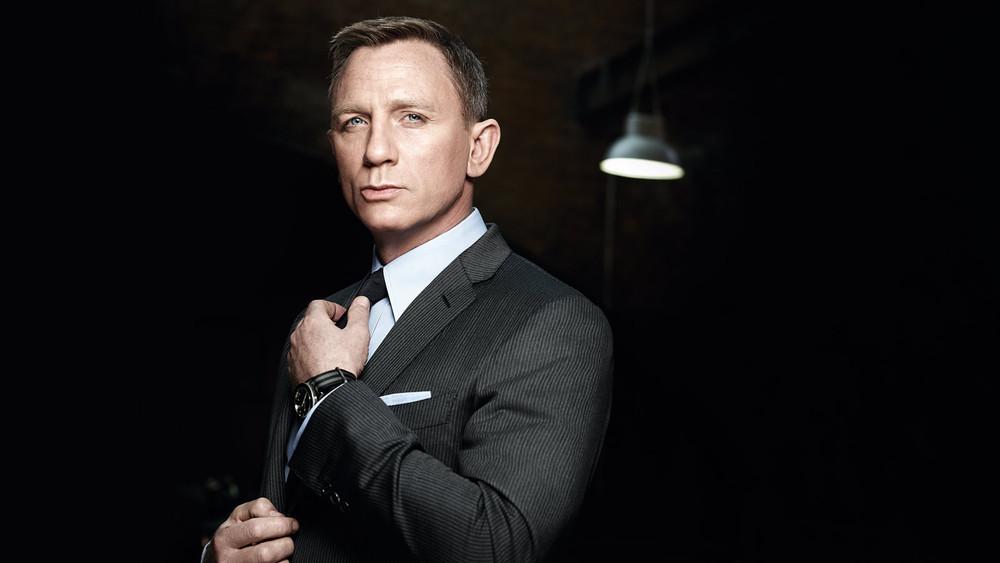 Daniel Craig Spectre Omega