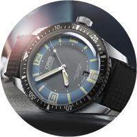 Oris Divers Sixty-Five Deauville Blue