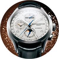 Baume et Mercier Clifton Chronograph Complete Calendar