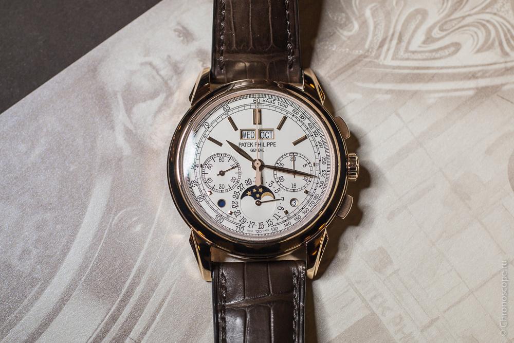 Patek Philippe Grande Complication 5270R-001
