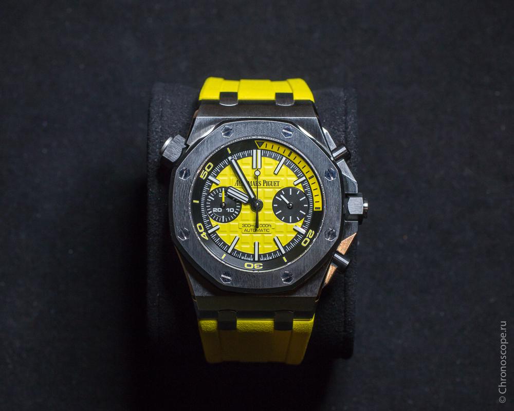 Audemars Piguet Royal Oak Offshore Diver Chronograph ref. 26703ST