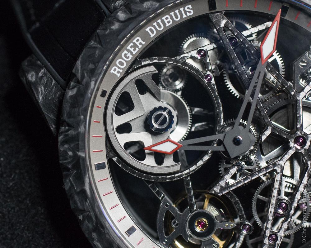 Roger Dubuis Excalibur Automatic Skeleton Carbon-2