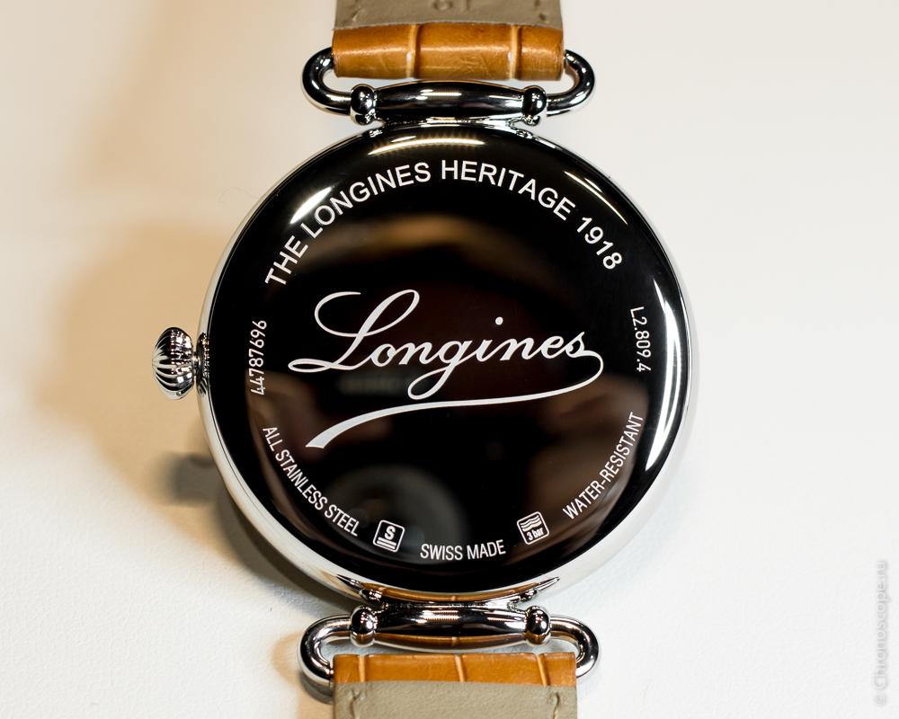 Longines Heritage 1918-5