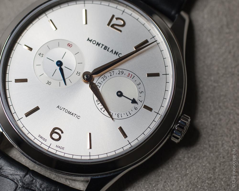 Montblanc Heritage Chronometrie Date Hand-2