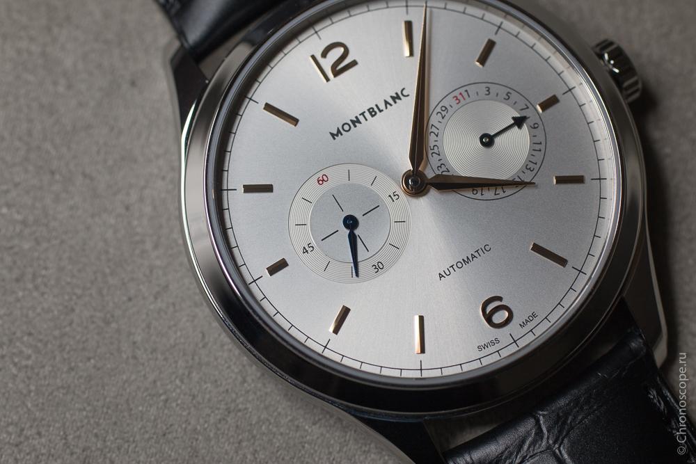 Montblanc Heritage Chronometrie Date Hand-3