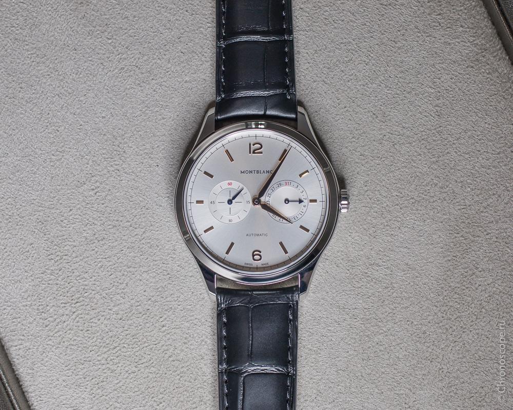 Montblanc Heritage Chronometrie Date Hand-5