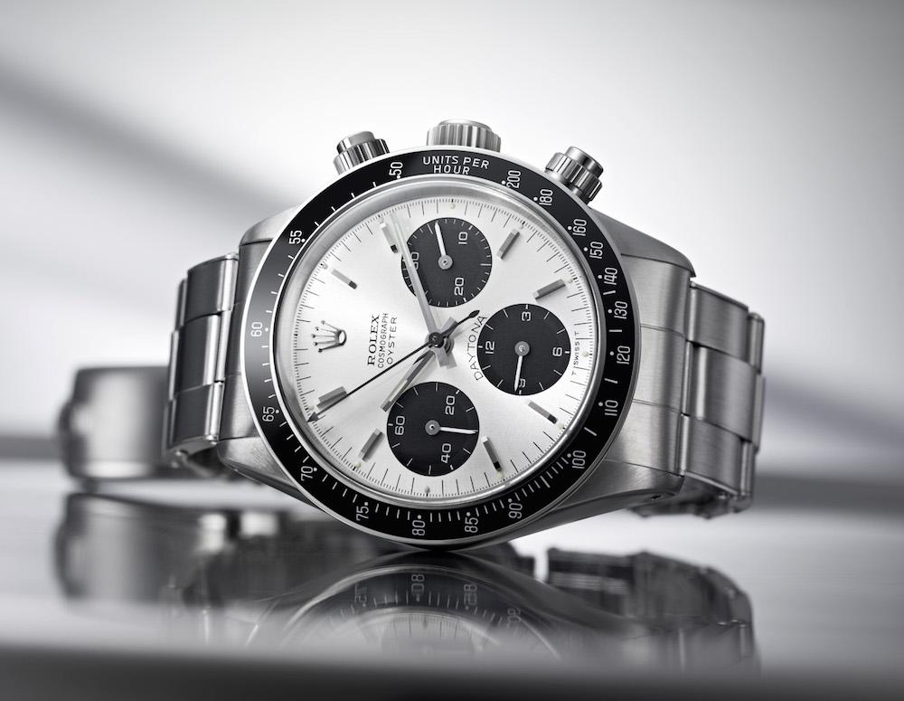 Rolex, Visuel pour la presse, Collection Daytona