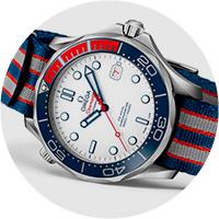 Omega Seamaster Diver 300 Commander's Watch