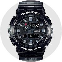 Casio G-Shock G-Lide GAX-100MSB
