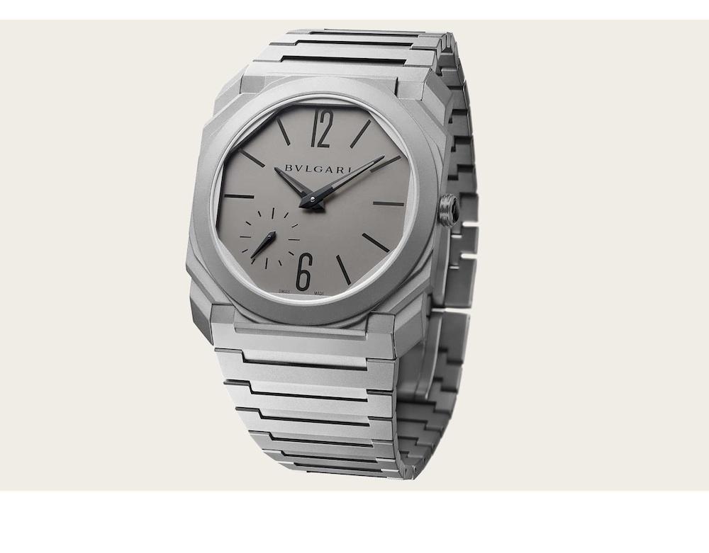 Лучшие мужские часы Bvlgari Octo Finissimo Automatic