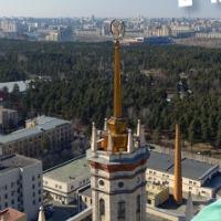 Челябинск: Хроноскоп открывает Россию