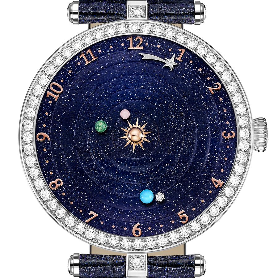 Лучшие женские часы с усложнениями